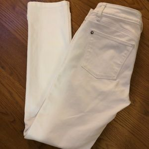 DL1961 Angel Mid-Rise Skinny Ankle Jeans Sz 28